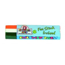 Fan Stick Orange White & Green (Ireland)