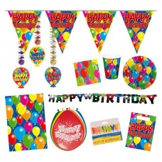 Party Package Balloons