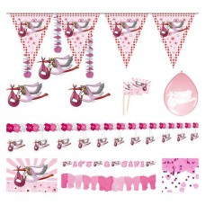 Party Decorating Pack Celebrate Girl