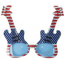 Party Glasses Guitar Asstd