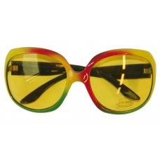 Party Glasses Large Carnival Rainbow