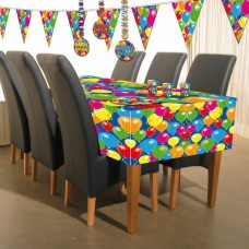 Balloon Design Tablecover 130cm x 180cm