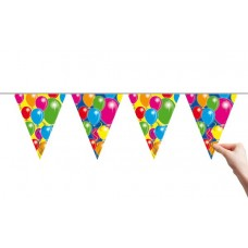 Balloon Design Bunting 10m
