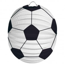 Football Party Lantern 22cm