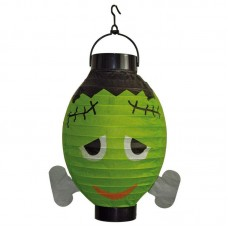 Party Lantern with Light Frankenstein