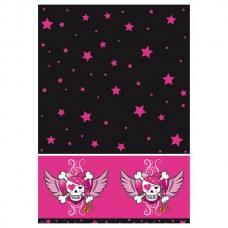 Pirate Girl Birthday Tablecover 130 x 18