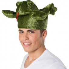 Hat Animal Water Frog