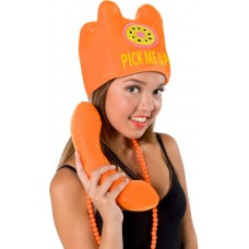 Hat Telephone with Handle