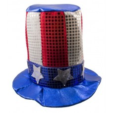 USA Party Top Hat