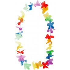 Hawaii Lei Tinsel Mixed Budget Style