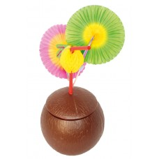 Hawaii Coconut with Lid.