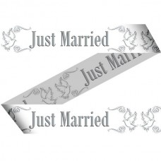 Marking Tape Just Married 15m