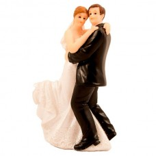 Wedding Figure Classic Couple Dancing