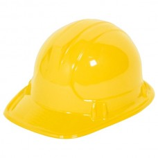 Hat Yellow Builders Safety Helmet