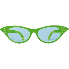 Party Glasses Large XXL Green & Yellow