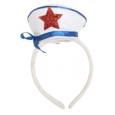 Tiara Sailor Red Star & Ribbon