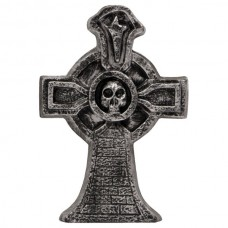 Decorative Tombstone Cross 16cm