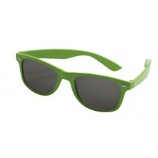 Party Glasses Blues Brothers Neon Green