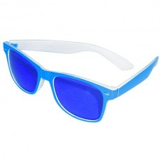 Party Glasses Blues Brothers Blue/White