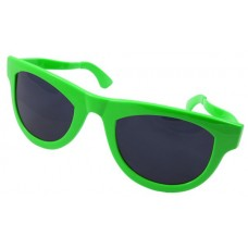 Party Glasses Neon Green XXL