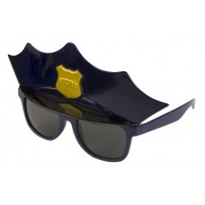 Party Glasses Police Cap