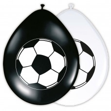 Football Balloon Party 8 in Packet