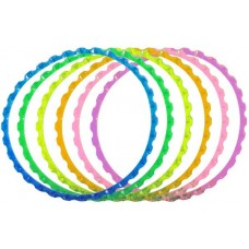Party Favor - Clear Colour Bracelets pk6