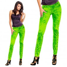 Jean Legging Neon Green