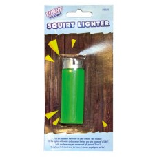 Funny Joke Water Squirter Lighter