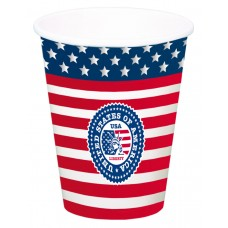 USA Party Cup XL 8's