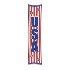 USA Party Banner 300 x 60cm