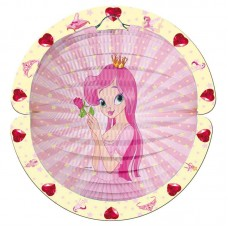 Party Lantern Princess design decorated