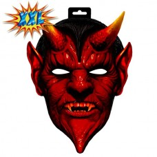 Mask EVA Devil with elastic XXL