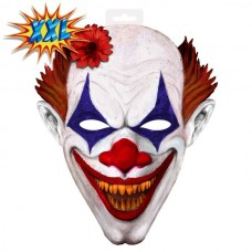 Mask EVA Clown Scary with elastic XXL