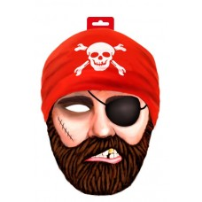 Mask EVA Pirate with elastic XXL