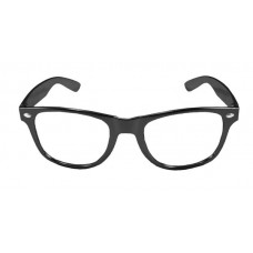 Party Glasses BB Metallic Black