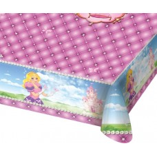 Princess Party Table Cover 130 x 180cm