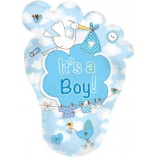 Balloon Foil - Baby Its a Boy