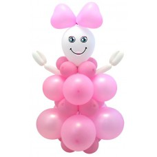 Balloon Kit New Arrival Baby Girl