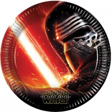Star Wars Force Plates 23cm 8's
