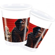 Star Wars Force Cups 200ml 8's