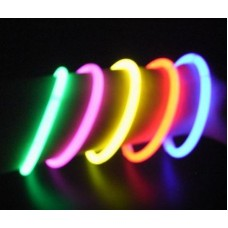 Glow In The Dark  3 Bracelets Asstd