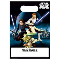 Clone Wars (Star Wars) Party Loot Bag 8