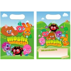 Moshi Monsters Party Loot Bag - 8