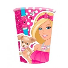 Barbie Design Party Cups - 8