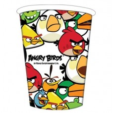Angry Birds Party Cups - 8