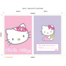 Hello Kitty Party Loot Bags - 8