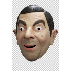 Mask Head Mr Bean