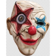 Mask Digital Dudz Clown Star Eye