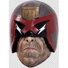 Mask Head Judge Dredd Helmet